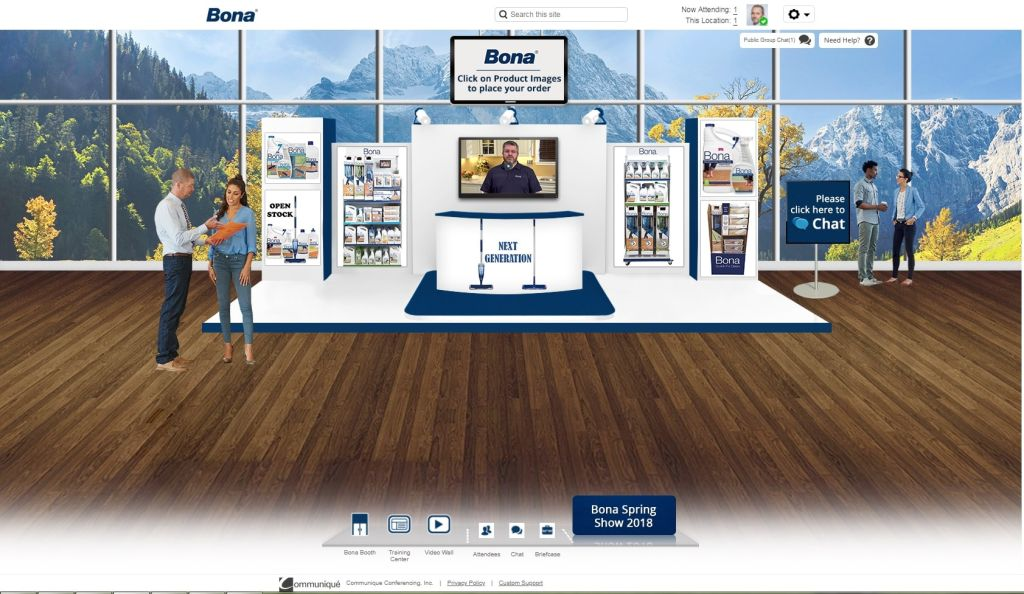 Virtual Trade Show Examples And Ideas