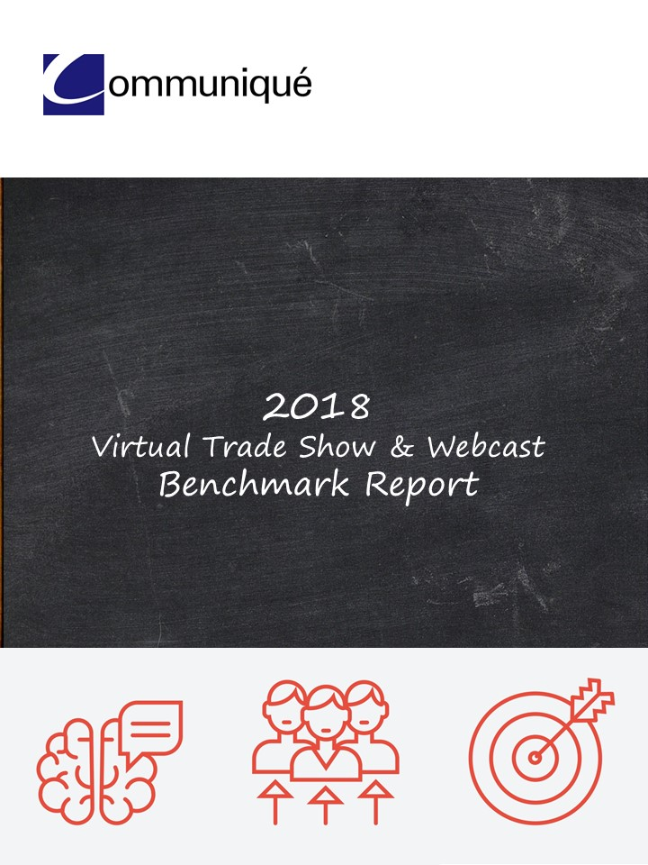 Virtual Trade Show 2017 Benchmark Report