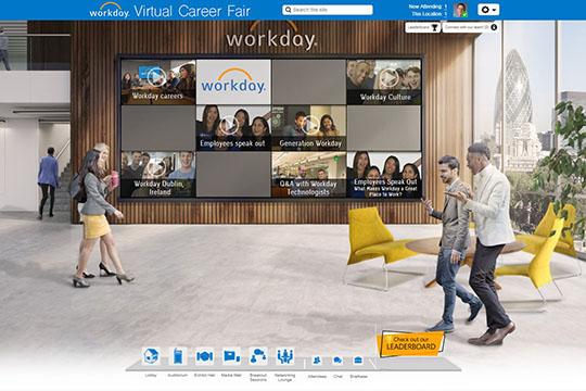 Virtual Conference Platform - Resource Center