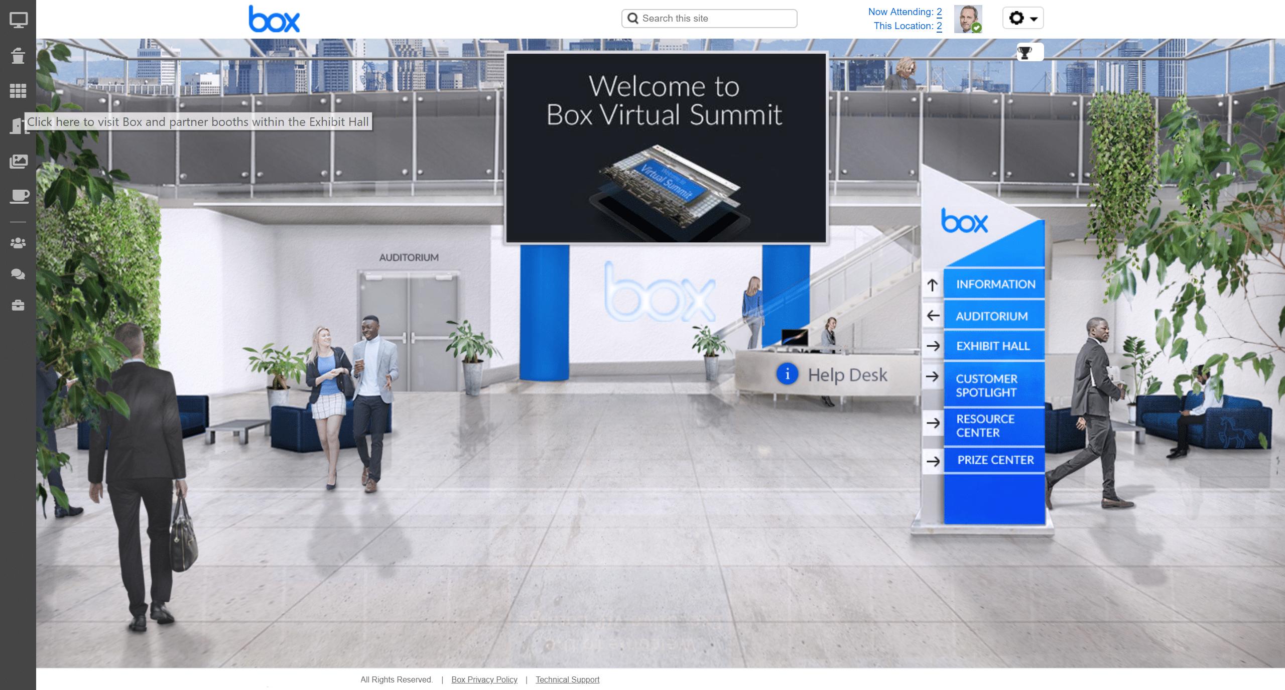 Virtual Summit Software