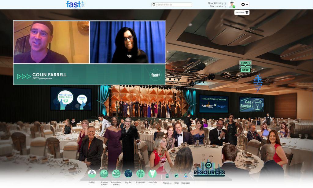Virtual Awards Gala
