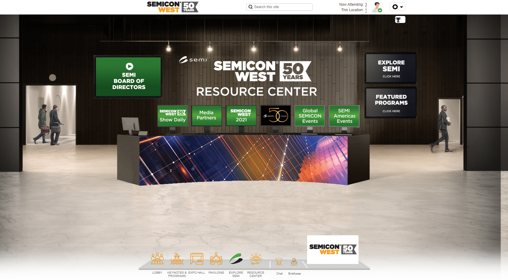 Virtual Trade Show Resource Center